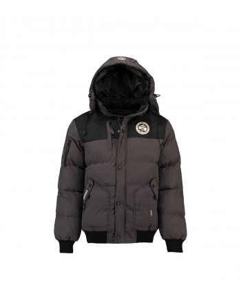 Parka Enfant Geographical Norway Volva Gris