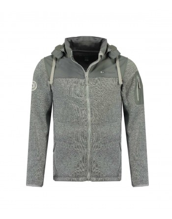 Polaire Homme Geographical Norway Tjhon Gris Clair