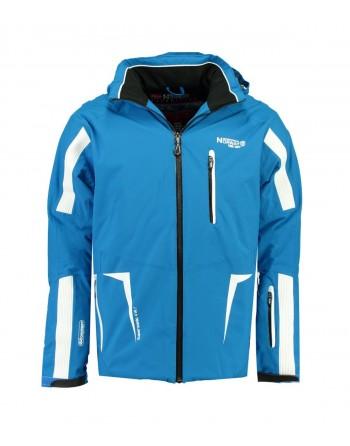 Blouson de Ski Homme Geographical Norway Wimax Bleu