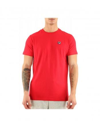 Tshirt Homme FILA Seamus Rouge