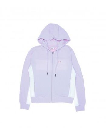 Veste Femme FILA Pola Hoodes Zip Jacket Violet