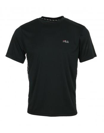 Tshirt Homme FILA Atami Noir