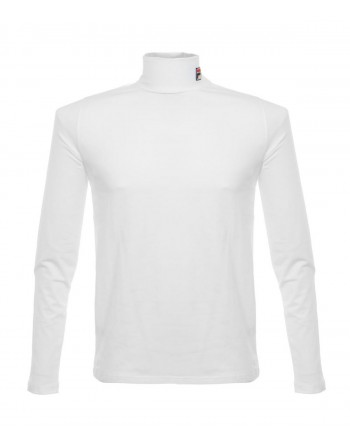 Pull Homme FILA 19Th Roll Neck Blanc