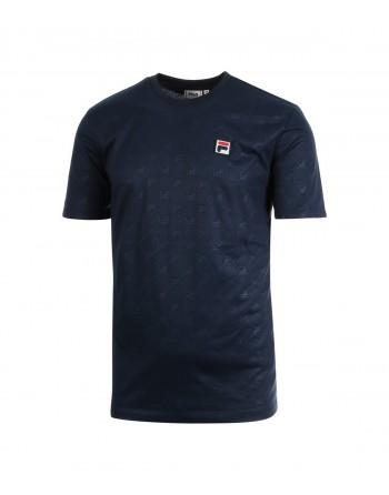 Tshirt Homme FILA Nariman Marine