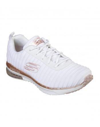 Basket Femme Skechers Skech-Air Blanc