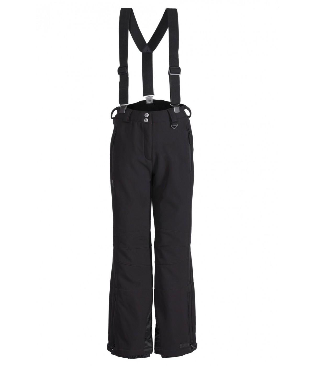 Pantalon de Ski Killtec Femme Natalya Noir