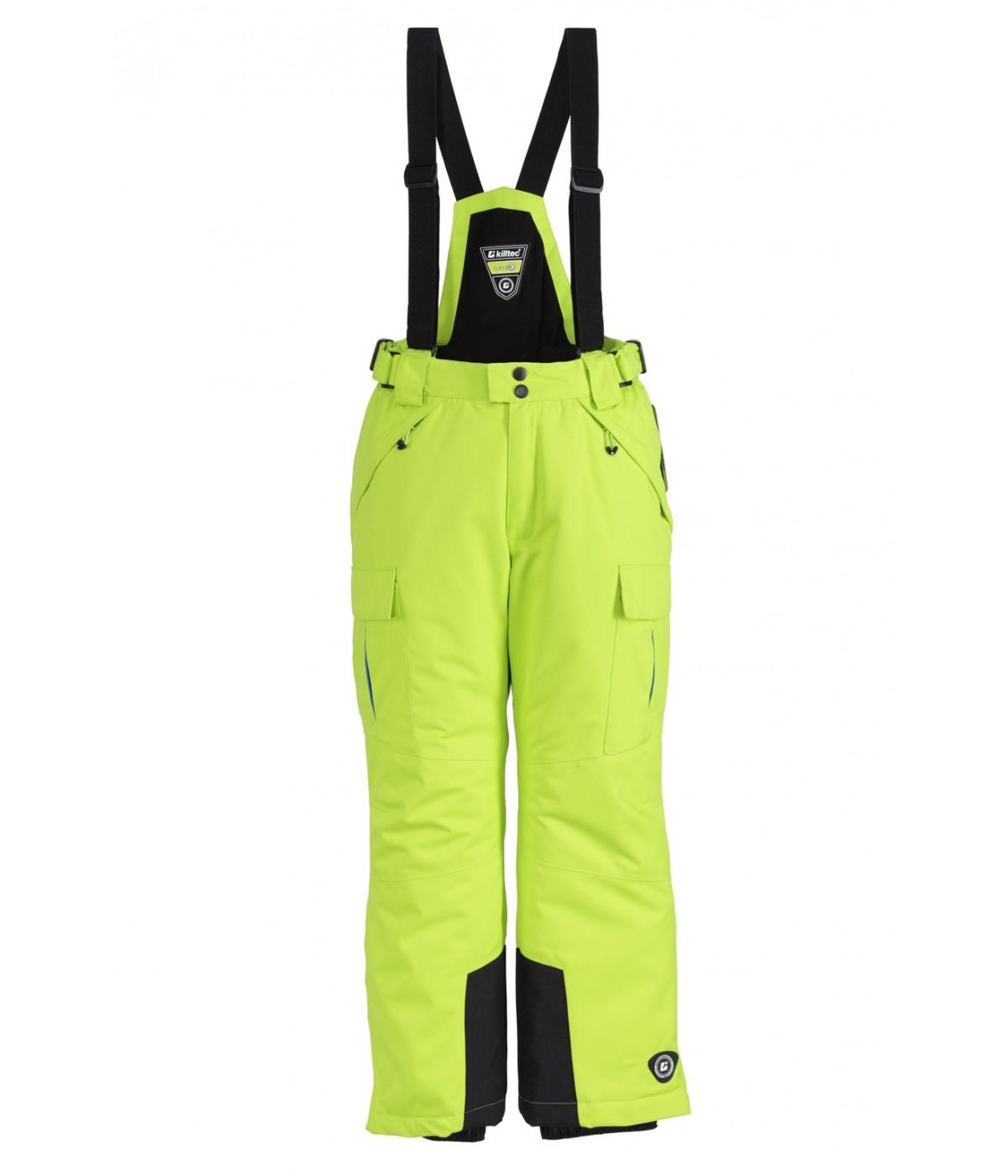 Pantalon de Ski Killtec Garà§on Algeron Anis