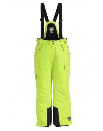 Pantalon de Ski Killtec Garçon Algeron Anis