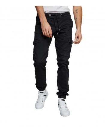 Pantalon Homme Redskins Dow Pullin Noir