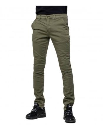 Pantalon Homme Redskins Hello Tall Kaki