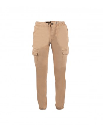 Pantalon Homme Redskins Dow Pullin Beige