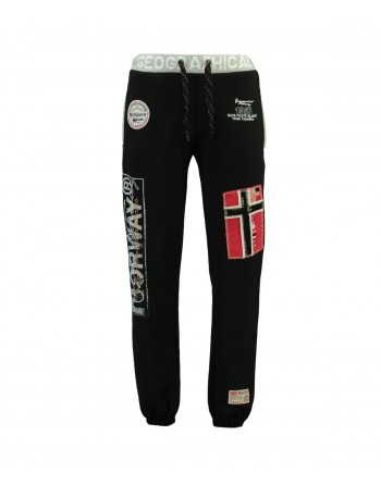 Jogging Homme Geographical Norway Myer New Noir