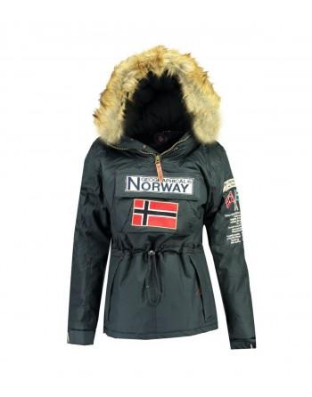 Parka Femme Geographical Norway Bridget Marine