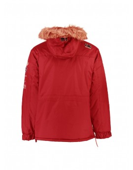 Parka Geographical Norway Building Rouge