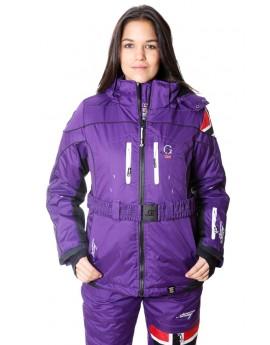 Blouson de Ski Geographical Norway Woupala Violet