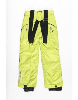 Pantalon de Ski Fille Geographical Norway Wonderfull vert