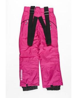 Pantalon de Ski Fille Geographical Norway Wonderfull Fuchsia