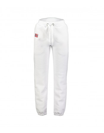 Jogging Homme Geographical Norway Maracana Blanc