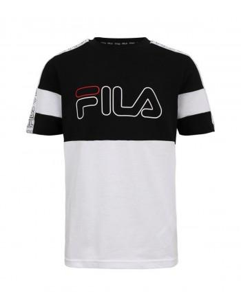 Tshirt Enfant FILA Jadones Blanc et Noir