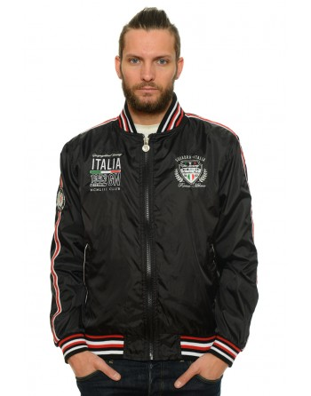 Blouson Geographical Norway Adriano Noir