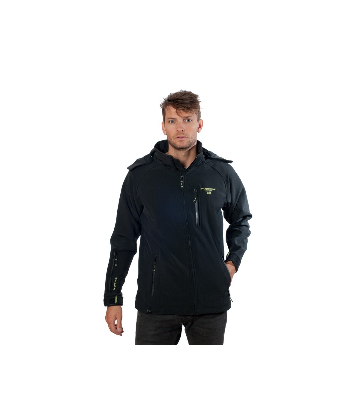 Softshell Geographical Norway Tornado Noir