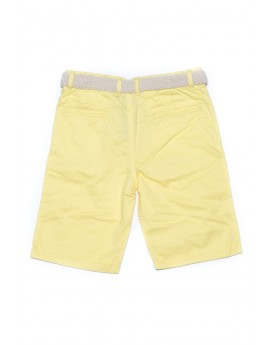 Bermuda Chino Enfant Geographical Norway Proud Jaune
