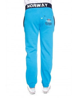 Jogging Homme Geographical Norway Myer Turquoise