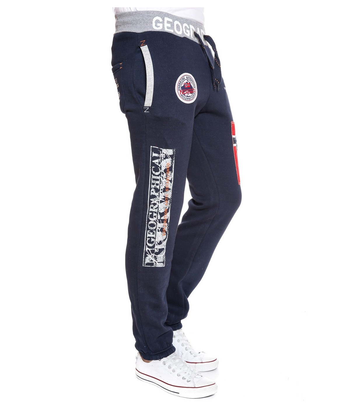 Jogging Homme Geographical Norway Myer Marine