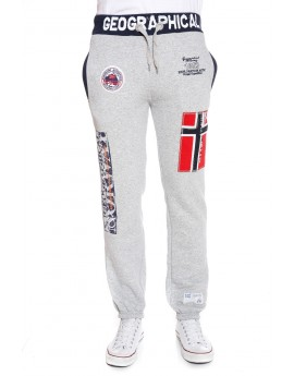 Jogging Homme Geographical Norway Myer Gris Clair