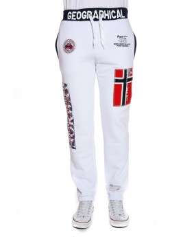 Jogging Homme Geographical Norway Myer Blanc