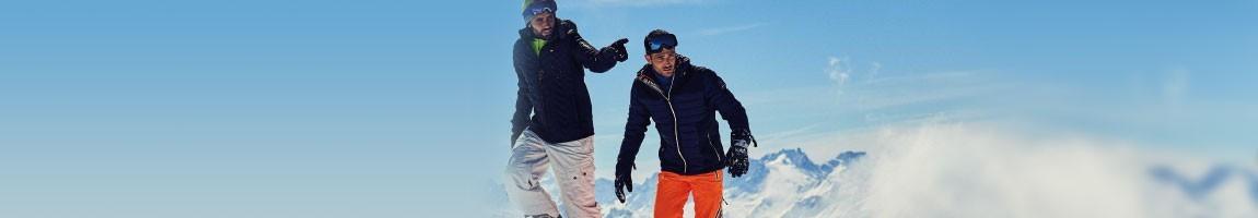 Ensembles de ski homme - ShowroomVIP : Vente en ligne d'ensembles de ski pas cher pour homme