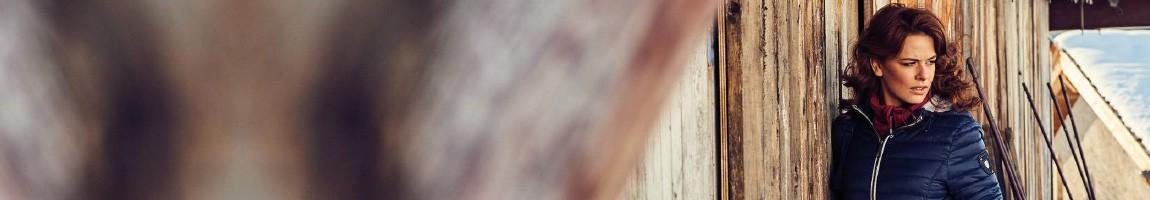 Parkas et doudounes femme - ShowroomVIP : Vente en ligne de parkas et doudounes pas cher pour femme