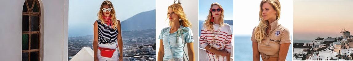 Polos et tops femme - ShowroomVIP : Vente en ligne de polos et tops pas cher pour femme