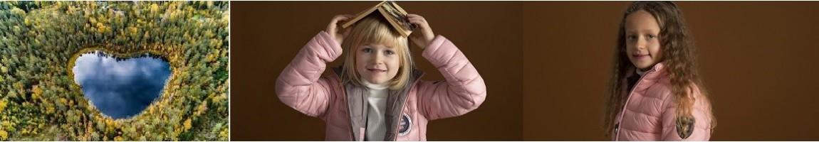 Parkas et doudounes fille - ShowroomVIP : Vente en ligne de parkas et doudounes fille pas cher pour enfants